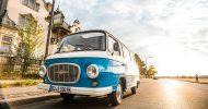Bild Barkas Picknick Tour durch Dresden