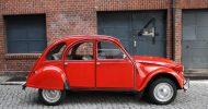 Bild Citroen 2CV6 Club selber fahren in Berlin