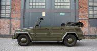 Bild VW 181 Cabrio selber fahren in Berlin