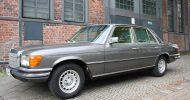 Bild Mercedes-Benz 280 S selber fahren in Berlin