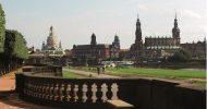Bild Satirische Stadtrundfahrt durch Dresden