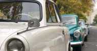 Bild Trabant P60 Limousine selber fahren in Chemnitz