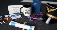 Bild Geschenkbox zu Flug Erlebnissen