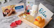 Bild Geschenkbox zu Wellness Erlebnissen