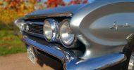 Bild Buick Special Cabrio fahren bei Dresden
