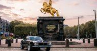 Bild Chevrolet Camaro Coupé fahren bei Dresden