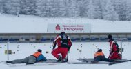 Bild Gäste Biathlon in Altenberg
