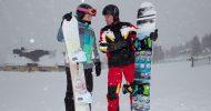Bild Snowboardkurs in Altenberg