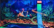 Bild Kindergeburtstag 3D Minigolf in Dresden