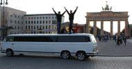 Bild VW T3 Stretchlimousine in Berlin