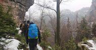 Bild Abenteuer Wanderung in der Sächsischen Schweiz