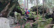 Bild Familien Höhlentour in der Sächsischen Schweiz
