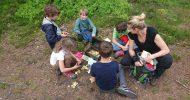 Bild Kindergeburtstag Flößerschatz in der Sächsischen Schweiz