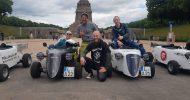 Bild HotRod City Tour durch Leipzig
