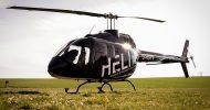 Bild Hubschrauber Schnupperflug - Selber fliegen