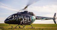 Bild Hubschrauber Rundflug über den Thüringer Wald
