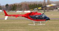 Bild exklusiver Hubschrauber Rundflug