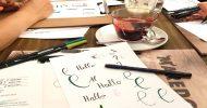 Bild Handlettering Workshop