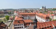 Bild Hubschrauber Rundflug über Erfurt