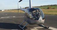 Bild Hubschrauber Rundflug bei Chemnitz