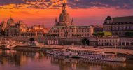 Bild Schlauchboot Sunset-Tour in Dresden